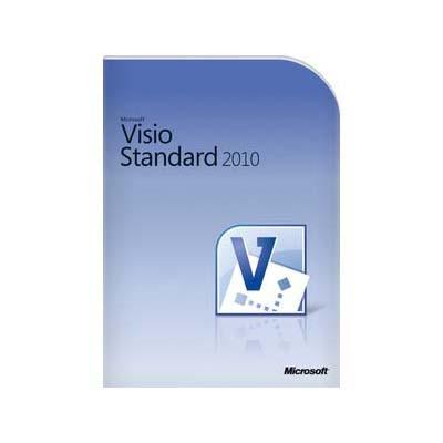 Oem microsoft office visio standard 2010