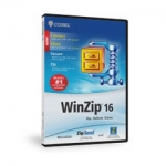 WinZip v22 for Win (tömörítő program)